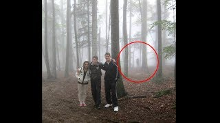 scary man followed us into the woods... (HELP)