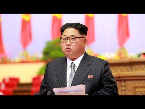 North Korea holds military parade ahead of Olympics