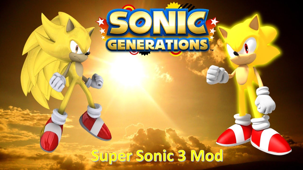 Images of Super Sonic 3 - #rock-cafe