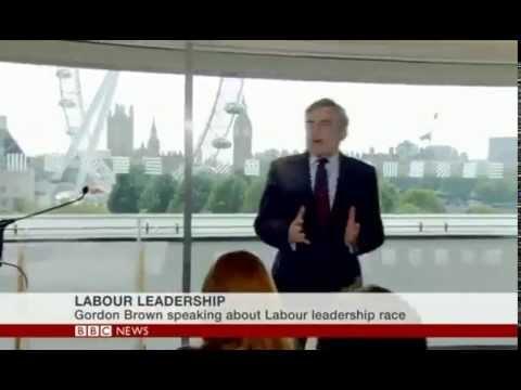 Gordon Brown vs Benny Hill
