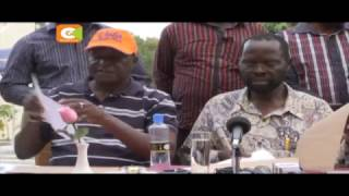 odm board upholds nomination of nyong o for kisumu governor