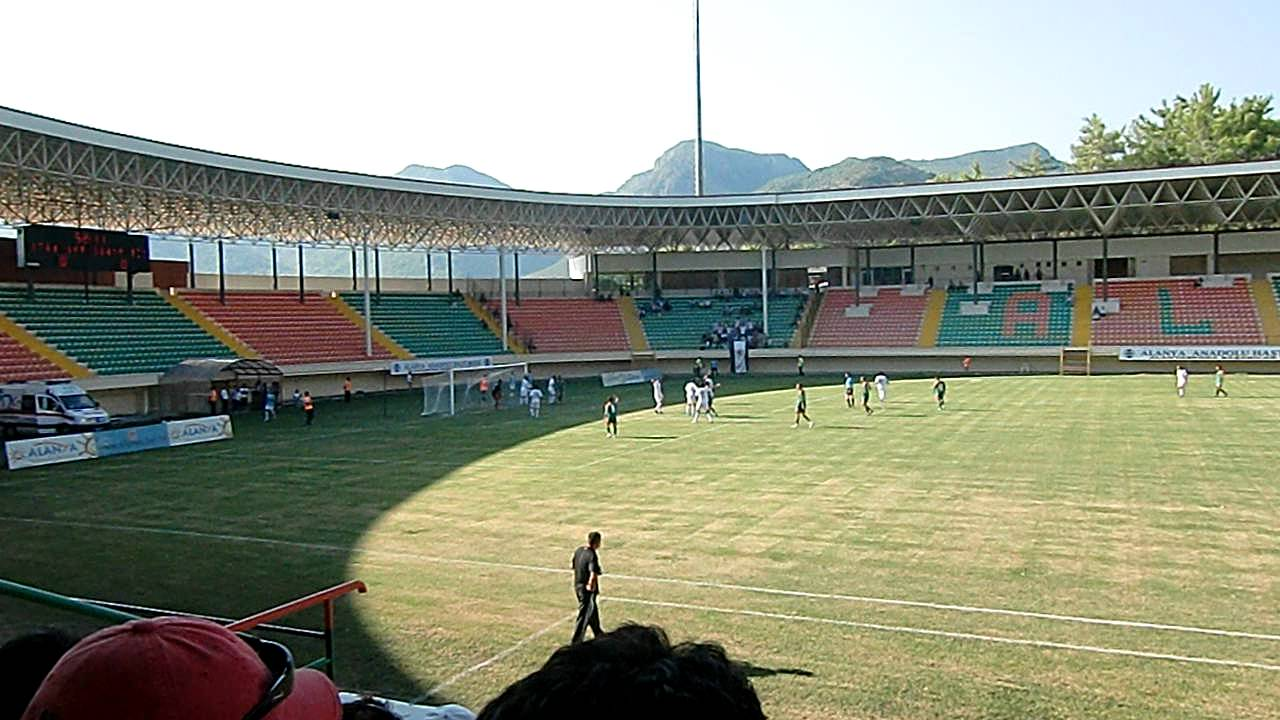 Alanyaspor Stadium GALATASARAY ALANYASPOR STAD VLOGU