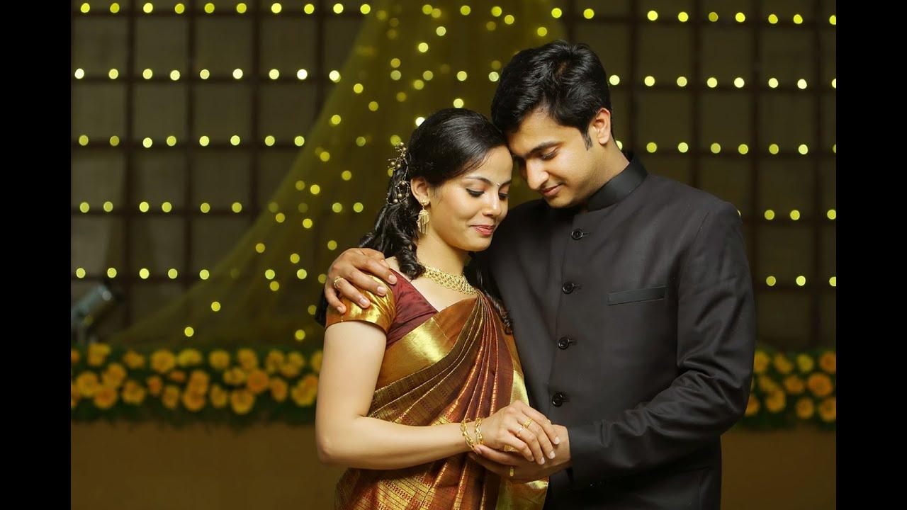 Kerala Christian Wedding Highlight Melvin Femi Youtube