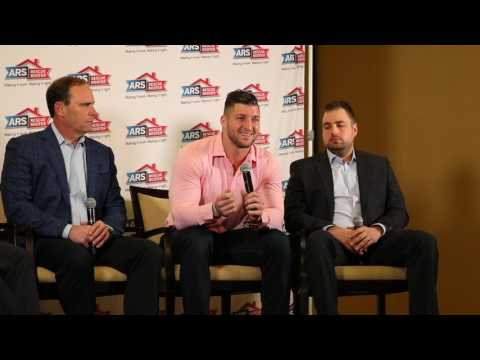 GOODworks: Tim Tebow discusses Night To Shine Moment