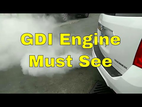 How to clean intake Valves in a GDI engine Using Seafoam| Car-addiction