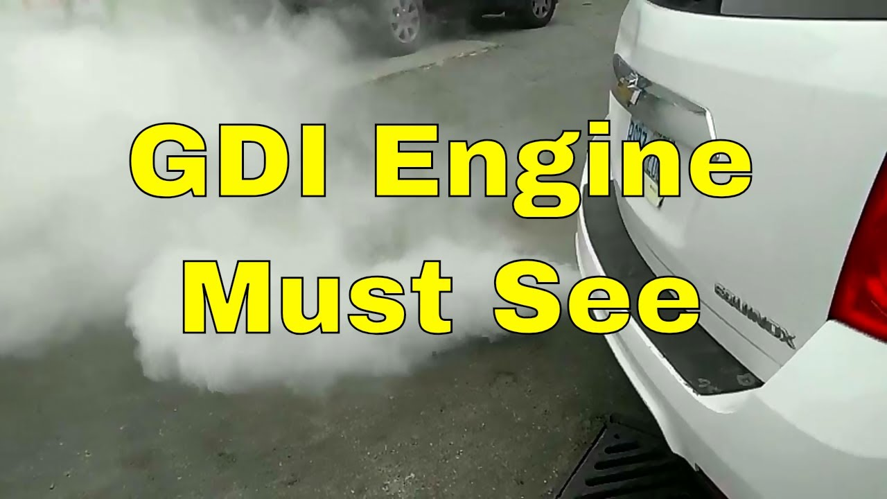 How to clean intake Valves in a GDI engine | Car-addiction