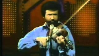 """Sonny James plays """"Orange Blossom Special"""" on the fiddle"""