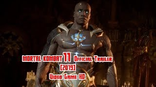MORTAL KOMBAT 11 Official Trailer (2019) Video Game HD | Mortal Kombat 11 Trailer 2019