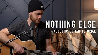Download Nothing Else - Cody Carnes || AG Tutorial; Focus On The Posture Of Your HEART Mp3 and Videos