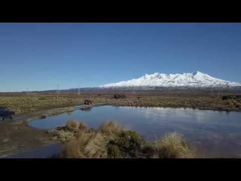 Day Trip to Mount Ruapehu - Tukino