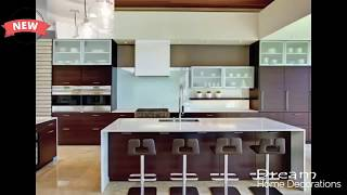 Home Decoration Styles for Modern Homes  Best Modern Kitchen Design Ideas   Dream Home Decoration
