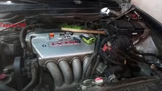 "Хонда Аккорд 7, замена клапана ""D"" в АКПП"