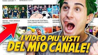 AMERAI SICURAMENTE QUESTO VIDEO!! I VIDEO PIU VISTI DEL MIO CANALE!