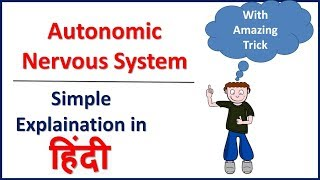 Autonomic Nervous System (ANS) and its Function | ANS Trick to understand | Bhushan Science