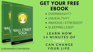 Learn How To Do Yoga  | Get Your Free E-Book |  Wall Street Yoga