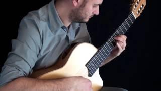 Maria Carolina (Venezuelan Waltz) - Classical Guitar