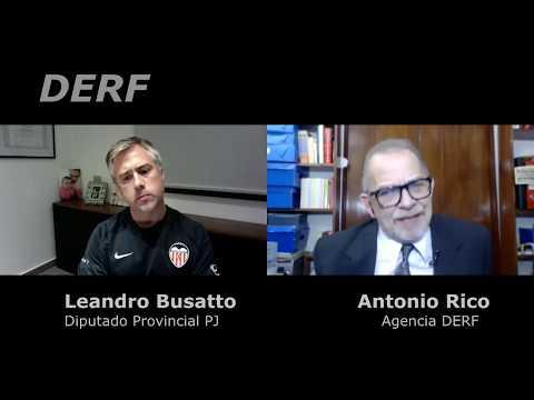 Leandro Busatto: Es tiempo de trabajar todos juntos