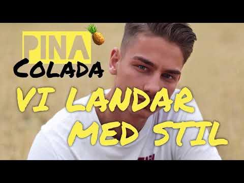 Alen Skopljak - Pina Colada (LYRICS)