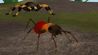 Roblox - Ant Simulator - Spider - Android/iOS - Gameplay