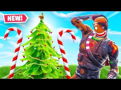 Welcome To Fortnite Christmas 2018!!