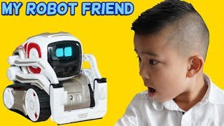 My Robot Friend COZMO