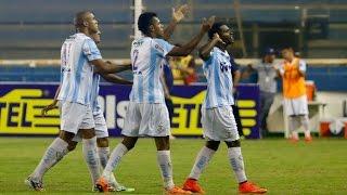 Melhores Momentos - Macaé 2 x 1 Paysandu - Brasileirão Serie B 2015