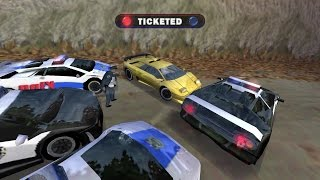 NFS3 Play with Crazy Cops Hometown