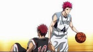 Kuroko No Basket - Akashi vs Kagami(LA ZONA)