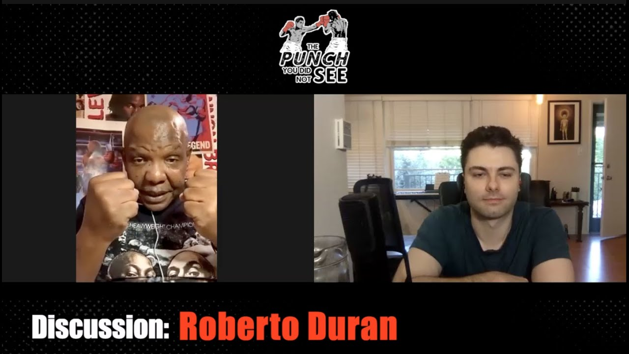 Clip | How Duran Used Boxing To Escape Poverty