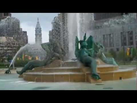 Swann Fountain Logan Circle - Philadelphia PA