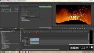 Эффект смешивания в Adobe Premiere Pro CC. Видео урок