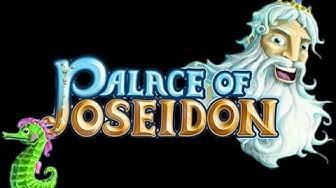 Palace of Poseidon - Merkur Spiele online spielen - 45 Freispiele
