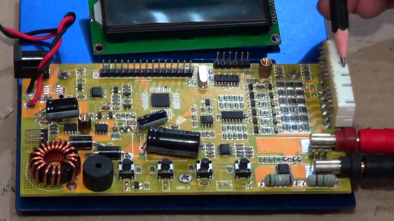 Fix For The Imax B6 Lipo Charger When Overcharging