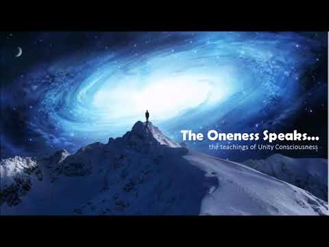 The Oneness Speaks - An Introduction