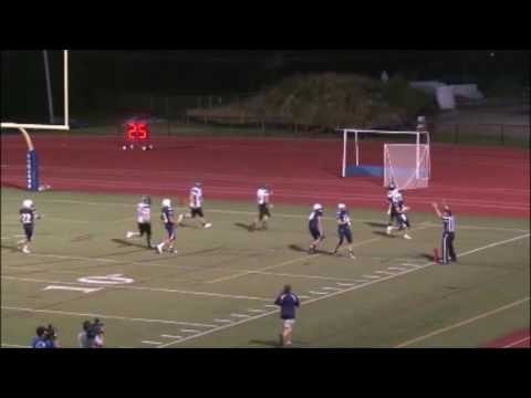 Marcellus QB Tom Fiacchi has hand, and foot, in 37 points vs. Homer