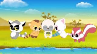 Yoohoo ve Arkadaşları - 18 Hazirandan İtibaren TRT Çocuk'ta