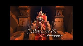 Découverte Dungeons III [Linux] Let's Play