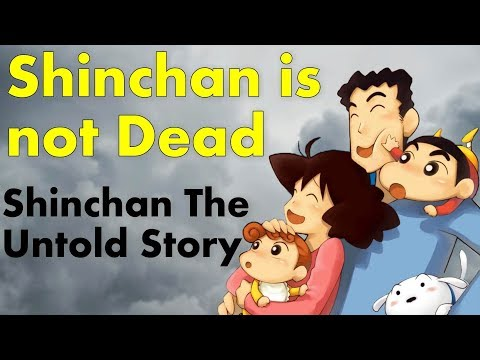 Shin Chan Real History In Tamil || Shin Chan Is Not Dead