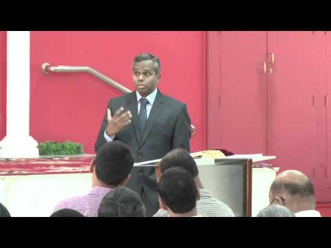 22.03.2015 Perfect Hope 7 - Pastor Charles Finny Arumainaayagam (Coimbatore)