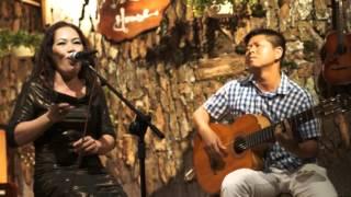 Ca sĩ Lan Thảo-Dov'e L'Amore- guitar Thiên An