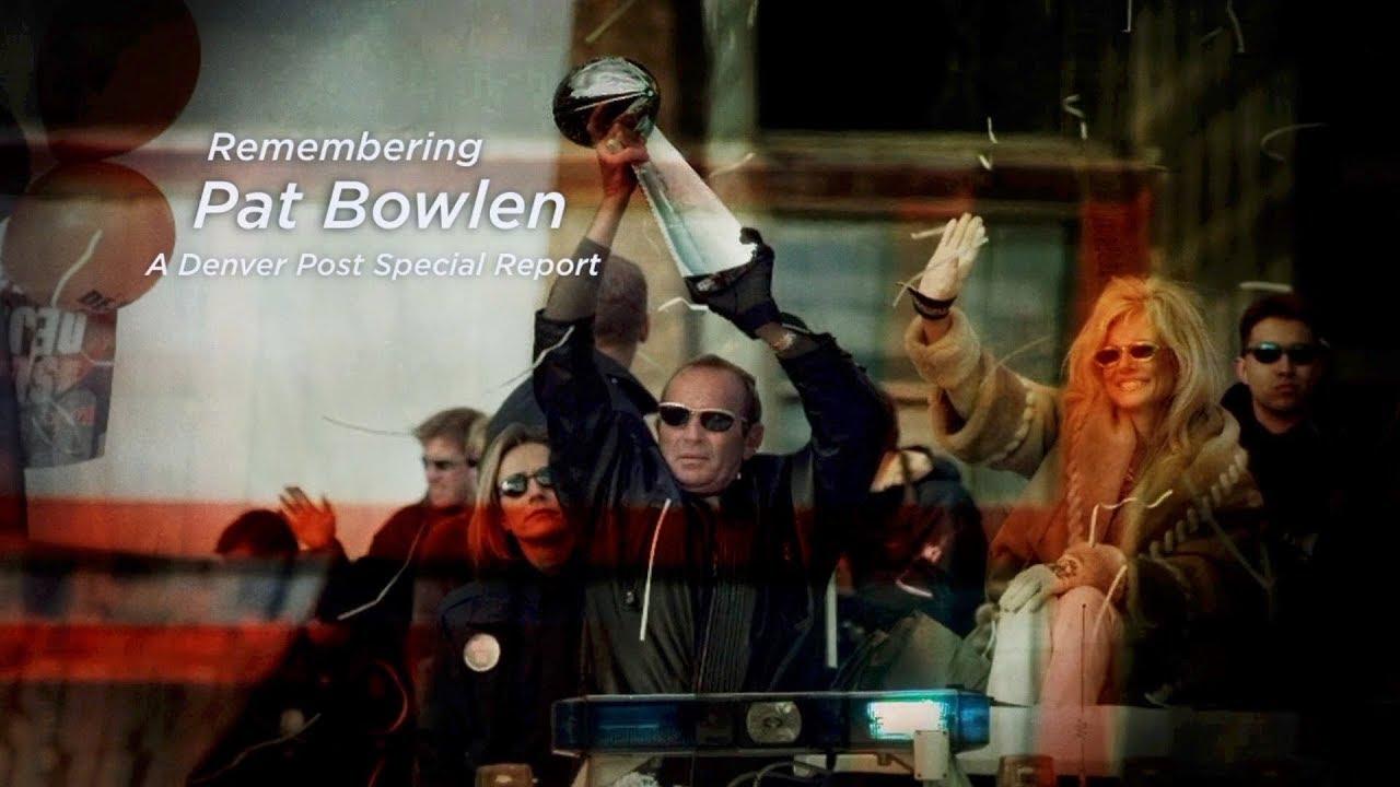 Pat Bowlen through the years