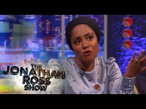 Thumbnail: Even The Queen Recognises Nadiya Hussain - The Jonathan Ross Show