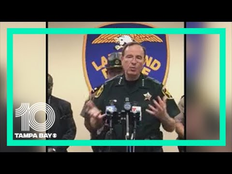 Sheriff Grady tells rioters, looters to stay out of Polk County