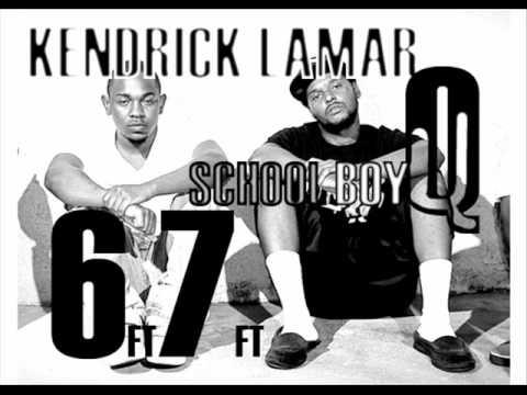 Kendrick lamar schoolboy q 6ft 7ft youtube - Kendrick lamar swimming pools mp3 ...