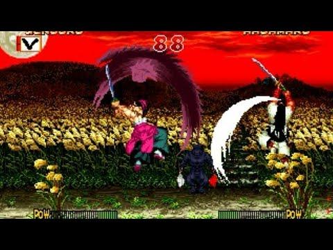 [TAS] Haohmaru VS Genjuro (Samurai Shodown 2)