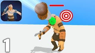Weapon Cloner - Gameplay Walkthrough Part 1 All Levels 1-40 (Android & iOS) screenshot 4