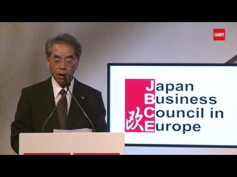 "Welcome ""EU and Japan: How Digital Trade can support Business"""