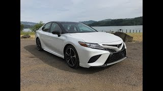 2018 Toyota Camry XSE – Redline: Review