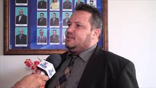 Vereador Paxá, faz apelo para que ás obras da Escola Técnica do Bairro Luis Alves de Freitas retorne