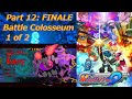 Mighty No 9 – 12 (1 of 2) – FINALE: Battle Colosseum Beck vs Trinity